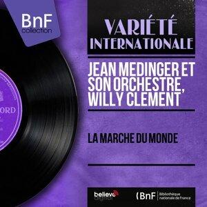 Jean Médinger et son orchestre, Willy Clément 歌手頭像