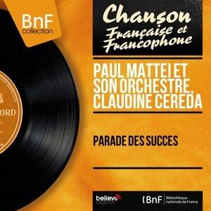 Paul Mattei et son orchestre, Claudine Cereda 歌手頭像