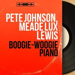 Pete Johnson, Meade Lux Lewis 歌手頭像
