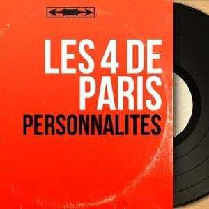 Les 4 de Paris 歌手頭像