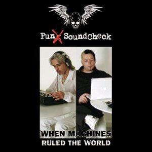 Punx Soundcheck 歌手頭像