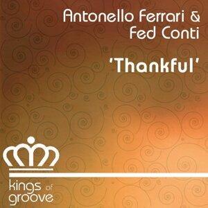 Antonello Ferrari, Fed Conti 歌手頭像