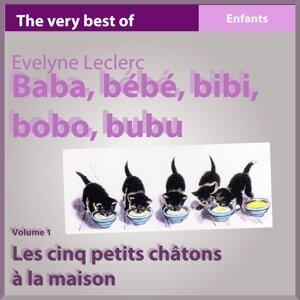 Evelyne Leclerc 歌手頭像