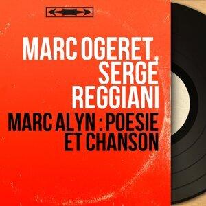 Marc Ogeret, Serge Reggiani 歌手頭像