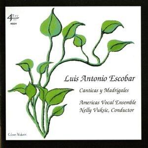 Americas Vocal Ensemble, Nelly Vuksic 歌手頭像