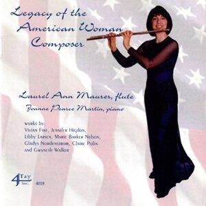 Flutist Laurel Ann Maurer, Pianist Joanne Pearce Martin 歌手頭像