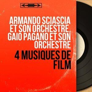 Armando Sciascia et son orchestre, Gaio Pagano et son orchestre 歌手頭像