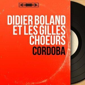 Didier Boland et les Gilles Choeurs 歌手頭像