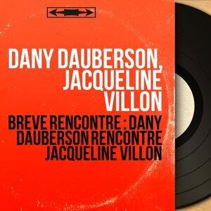 Dany Dauberson, Jacqueline Villon 歌手頭像