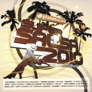 Super Salsa 2010 歌手頭像