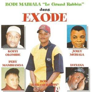 Bodi Mabiala 歌手頭像