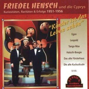 Friedel Hensch, Die Cyprys 歌手頭像