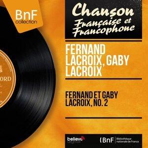 Fernand Lacroix, Gaby Lacroix 歌手頭像