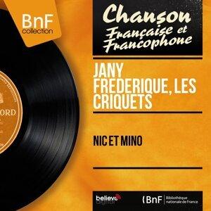 Jany Frédérique, Les Criquets 歌手頭像