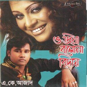 A. K. Azad 歌手頭像