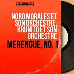 Noro Morales et son orchestre, Brunito et son orchestre 歌手頭像
