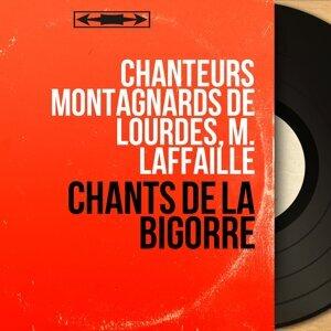 Chanteurs montagnards de Lourdes, M. Laffaille 歌手頭像