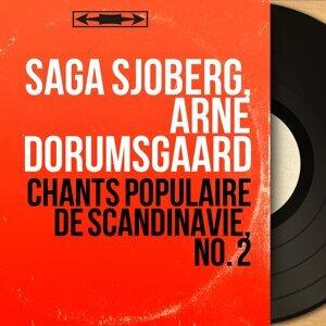 Saga Sjöberg, Arne Dørumsgaard 歌手頭像