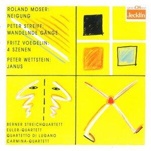 Berner Streichquartett, Euler Quartett, Quartetto di Lugano 歌手頭像