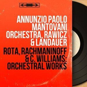 Annunzio Paolo Mantovani Orchestra, Rawicz & Landauer 歌手頭像