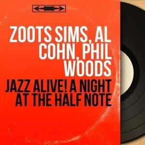 Zoots Sims, Al Cohn, Phil Woods 歌手頭像