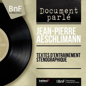 Jean-Pierre Aeschlimann 歌手頭像