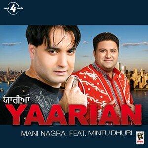 Mani Nagra 歌手頭像