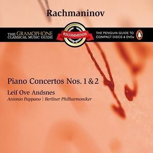 Leif Ove Andsnes/Antonio Pappano/Berliner Philharmoniker 歌手頭像