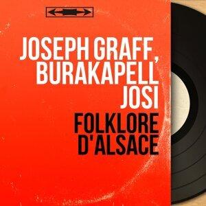 Joseph Graff, Burakapell Josi 歌手頭像