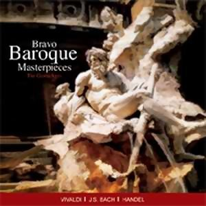 Antonio Vivaldi,J.S. Bach,Handel (韋瓦第, 巴哈, 韓德爾) 歌手頭像