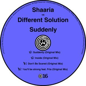 Shaaria, Different Solution 歌手頭像