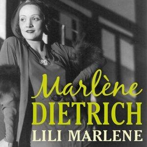 Marlène Dietrich 歌手頭像