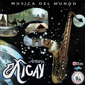 Arturo Xicay 歌手頭像