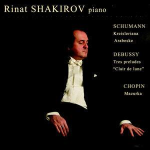 Rinat Shakirov 歌手頭像
