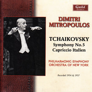 Philharmonic-Symphony Orchestra of New York, Dimitri Mitropoulos 歌手頭像