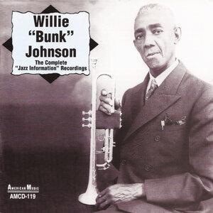 "Willie ""Bunk"" Johnson 歌手頭像"