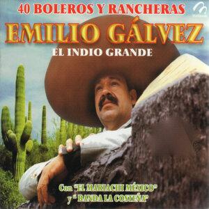 Emilio Galvez Con El Mariachi Mexico Y Banda La Costeña 歌手頭像
