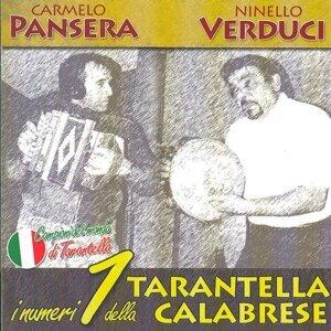 Carmelo Pansera, Ninello Verduci 歌手頭像