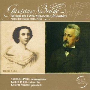 Gaetano Braga 歌手頭像
