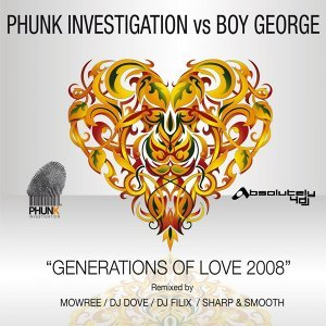 Phunk Investigation, Boy George 歌手頭像