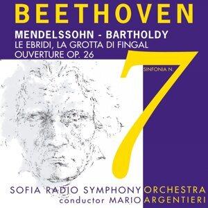 Mario Argentieri, Sofia Radio Synphony Orchestra 歌手頭像