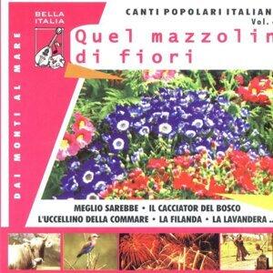 Canti Popolari Italiani Vol.4 Quel Mazzolin Di Fiori 歌手頭像