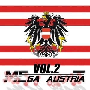 Mega Austria Volume 2 歌手頭像