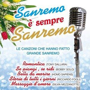 Sanremo è sempre Sanremo 歌手頭像