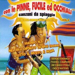 Con Le Pinne, Il Fucile E Gli Occhiali 歌手頭像