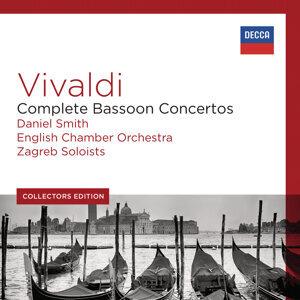 Daniel Smith,Zagreb Soloists,English Chamber Orchestra 歌手頭像
