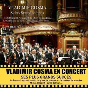 Vladimir Cosma, Orchestre de la Suisse Romande 歌手頭像