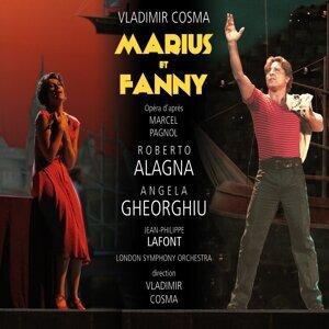 London Symphony Orchestra, Angela Gheorghiu, Vladimir Cosma 歌手頭像