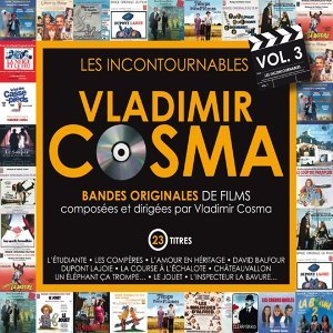 Vladimir Cosma, LAM Philarmonic Orchestra 歌手頭像