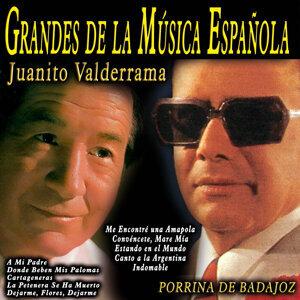 Juanito Valderrama|Porrina de Badajoz 歌手頭像